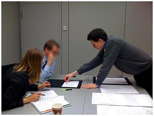 paper prototype user testing