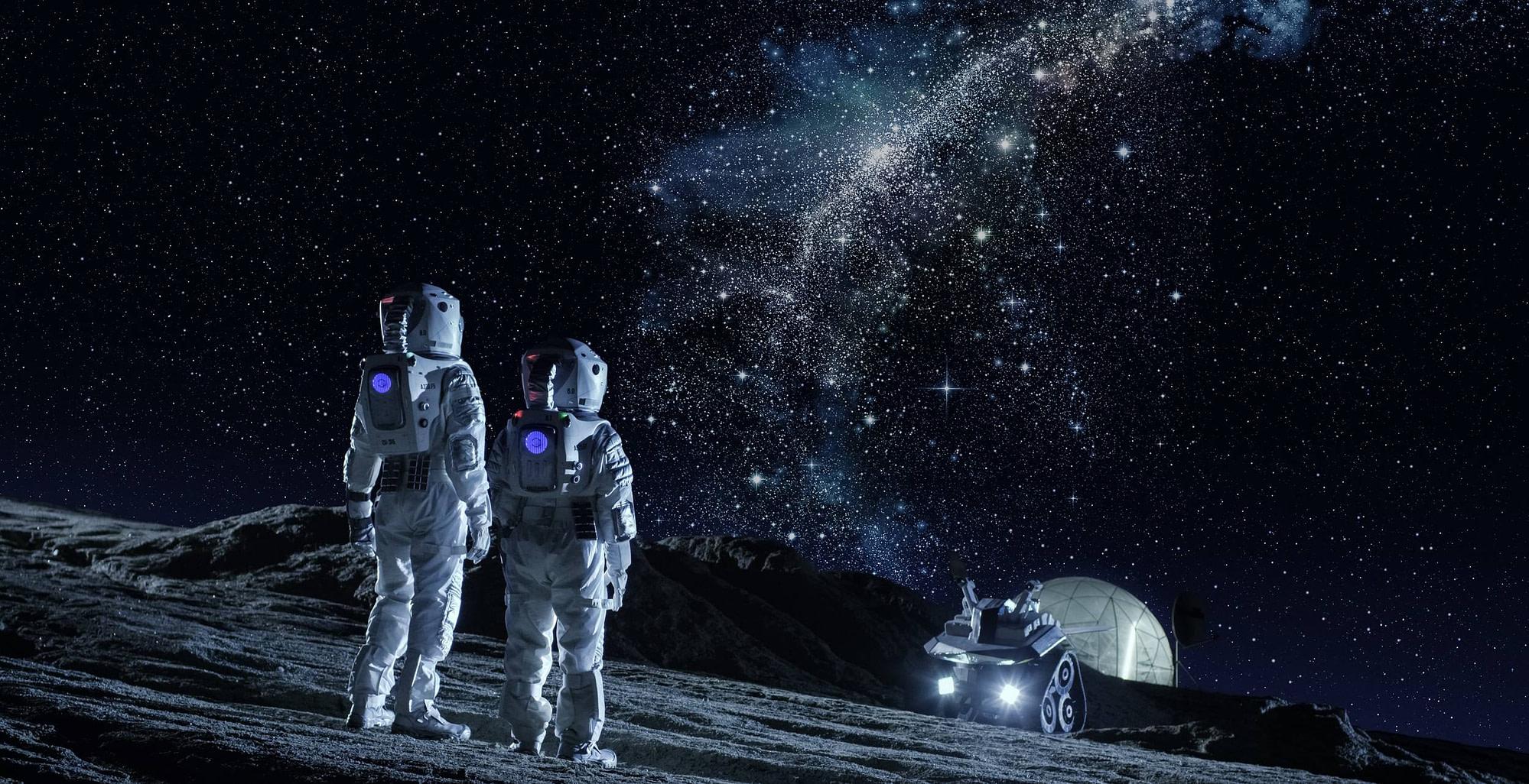 Squad astronauts