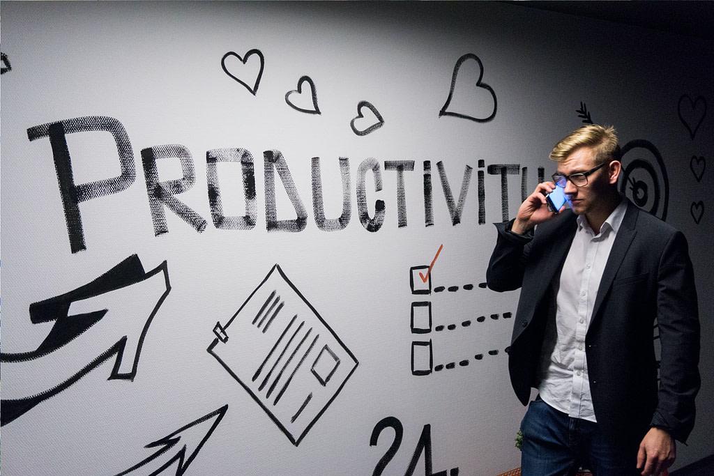 UX drives productivity